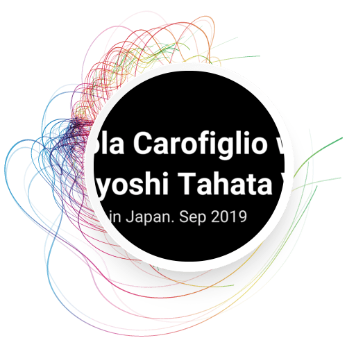 Interview with Rolf Movement instructors:Nicola Carofiglio x Hiroyoshi Tahata Vol. 4