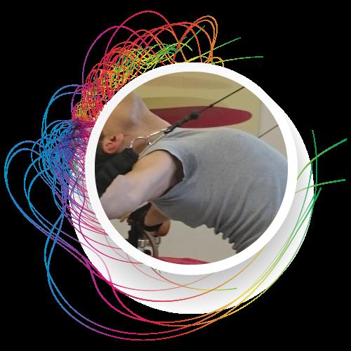 """Nicola Carofiglio: Rolfing, Gyrotonic® e Discipline Somatiche.  Trattamenti individuali e Seminari su """"Corpo Pieno Corpo Vuoto in Italia ed Europa."""
