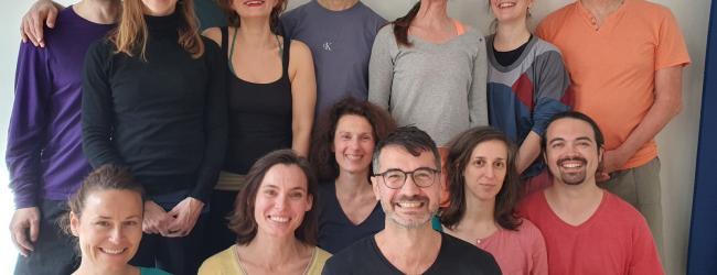 Ringraziamenti Corso Corpo Pieno Corpo Vuoto - Parigi 2019