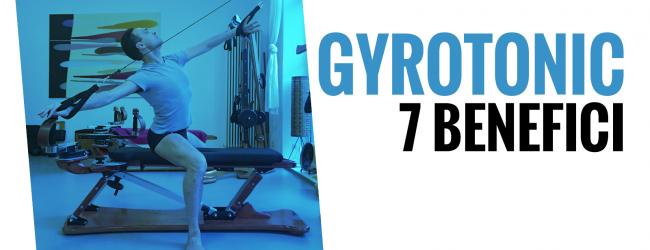 Benefits of Gyrotonic ®